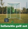 Golf Bag(Inflatable & Portable Golf Net Post)