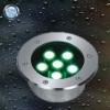 6w Aluminium Underground Lamp