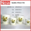 Bulk Ceramic Flower Pots for Sale