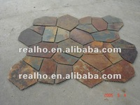 random slate tile
