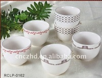 2011 ceramic bowl with lid