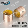 Automotive boundary water pump bearing HLDB-2Y