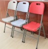 2012 Folding Plastic Chair For Africa Wedding Used