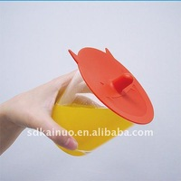 eco-friendly silicone cup cover China