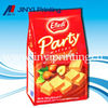 Plastic flexible packaging pouch for food packaging