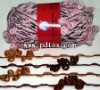 Crocheting Flower Yarn for hand knitting from China