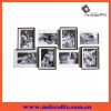 8 opening wall hanging collage photo frames FOR PROMOTION