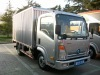 SINOTRUCK LIGHT VAN TRUCK