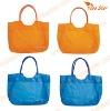 S1-PVC-B matte pvc handbag