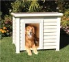 new design wooden dog house. easy and convenient