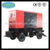 10-1000KVA trailer mounted used diesel generators
