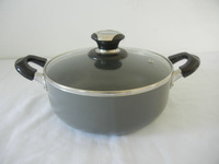 Aluminum Non-stick Coating Saucepot