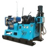 portable alloy and diamond core drilling rig
