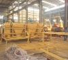 JS1000 concrete mixer cement silos