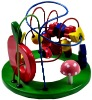 2012 Top New Education toy apple wire wooden beads