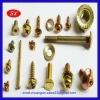 Brass Machine Screws 2012