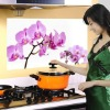 Waterproof/oil-proof and creative wall stickers for kitchen