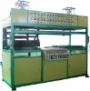 double forming station thermoforming machine