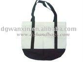 simple tote shopping bag