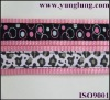 Ribbon pink nylon webbing