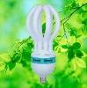 85W white color lotus energy saving lamp