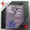 Fashional Shining Woven Polyester Fabirc Vest