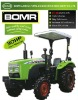 BOMR 2012 New tractor 35hp 4wd (354)