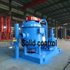 vacuum degasser for drilling fluid