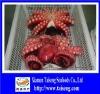 Big Size Frozen Flower Cooked Octopus