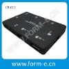 USB Card reader combo with 2.0 HUB