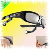 Portable DVR Polarized Sunglasses