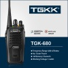 TGK680 5W UHF long range walkie talkie