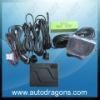 VFD display parking sensor system