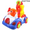 Battery operated toy carkids battery operated toy cars kids plastic car music & light with ferris wheel