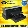 DTG-E1390 Low price full color t-shirt printing machine