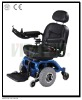 Jewel Blue Electric Mobility Wheelchair