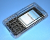 crystal case with keypads for SonyEricsson M600/M608