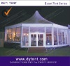 hexagonal dome structure tent