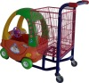 The Beautiful Kids Shopping Trolley