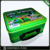kids tin lunch box