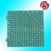 Multi-function plastic pvc free combination mat