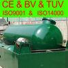 2 years warranty & lifetime maintance tyre recycle machine