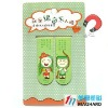Art gift set Magnetic bookmark set of 2pcs