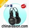 Folding Headphone MP3 Player - FM Radio, Wireless Audio Gadget