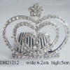 Wholesale small size crowns and tiaras,wedding crown for bridal