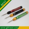 high grade chrome vanadium steel flat screwdriver/philips screwdriver