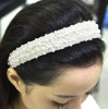 pearl headband pretty wedding headband fashion bridal jewelry