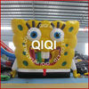 Perfect SpongeBob SquarePants Cheap Inflatable Bouncers For Sale