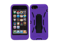 TOP-quality back holder robot case for iphone 5