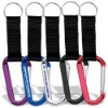 polyester carabiner strap